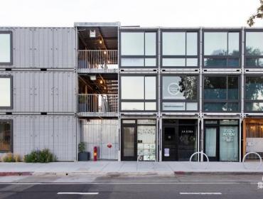 MacArthur Annex集装箱办公室Oakland