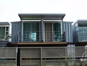 加滨海集装箱别墅