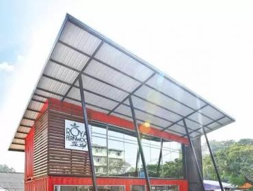 Royal Fernwood 斯里兰卡集装箱货柜展厅
