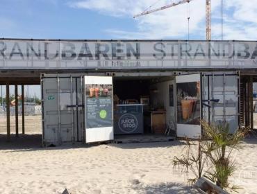 海滩集装箱商铺