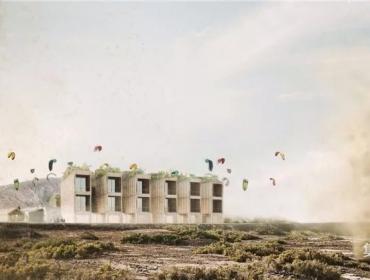 韦拉克鲁斯集装箱旅游度假村方案