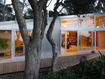 集装箱模式住宅的几何形表达