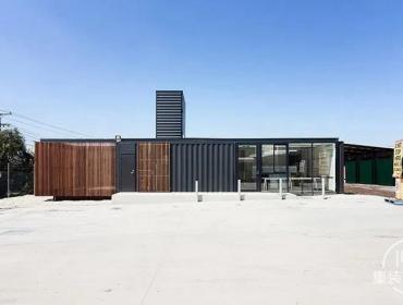 集装箱办公楼澳大利亚建筑事务所