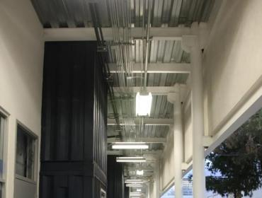 集装箱校园活动大楼