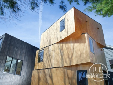 3层集装箱住宅