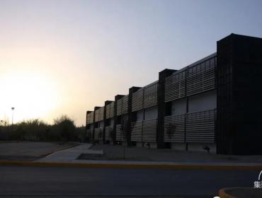 52000平方英尺建筑集装箱学校大楼