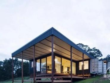 澳大利亚南海岸集装箱别墅