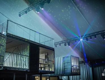 佛罗里达州集装箱音乐会所