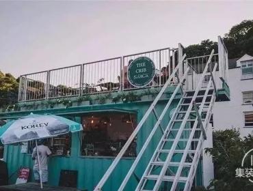 英国The Crib Shack集装箱酒店