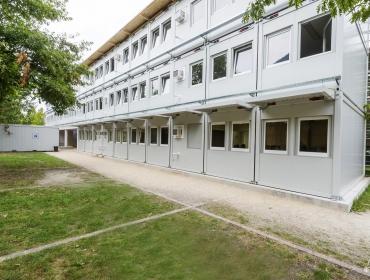 欧洲集装箱学校