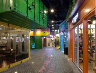 江苏中南城 Young Plaza创意街区集装箱商业街汇聚地