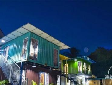 越南集装箱旅馆