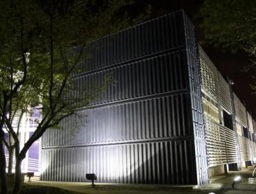 【集装箱走进校园,蒙特雷大学52000平方英尺建筑集装箱校园
